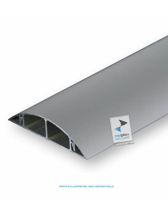 melpro d tail de l 39 article goulotte de sol alu 90x20 2. Black Bedroom Furniture Sets. Home Design Ideas